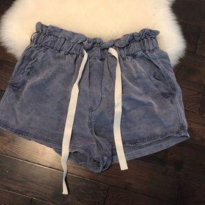 Free People - Paper Bag Shorts